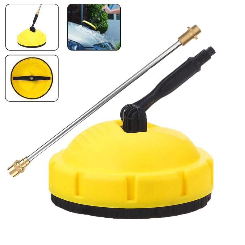 High Pressure Washer Rotary Surface Cleaner Jet Cleaning Floor Brush For Karcher K Series K1-K7