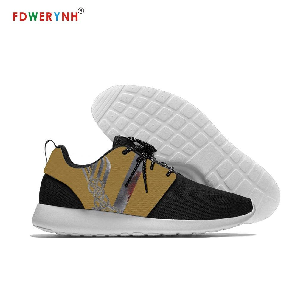 Odin Vikings/уличная белая мужская повседневная обувь из сетчатого материала; удобная модная мужская Обувь На Шнуровке Для Взрослых; zapatos hombre