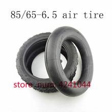 85/65 6.5 오프로드 타이어 및 내부 튜브 Xiaomi ninebot9 미니 프로 전기 균형 스쿠터 10 인치 전기 스쿠터 타이어