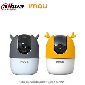 Image 2 - Dahua ranger 2 imou câmera ip proteção capa de silicone ranger 2 acessórios shatter resistente vestir capa de silicone