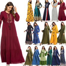 Abaya Qatar UAE Turkish Islamic Malaysia Ruffle Pleated Muslim Hijab Dress Abayas For Women Robe Musulmane Kaftan Dubai Clothing