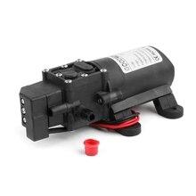 2021 neue 12V 72W Hochdruck Micro Membran Wasserpumpe Automatische Schalter Smart Typ