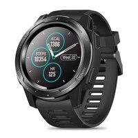 Zeblaze VIBE 5 GREENCELL nabız monitörü 1.3 inç IPS tam yuvarlak renkli ekran hedef ayarı çok spor modları akıllı saat