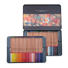 24/36/48/72 wooden oily color pencil set drawing professional painting sketch art color pencil school gift art supplies faber castell oily colored pencil 24 36 48 72 100colors professional painting set color pencils for drawing sketch art supplies