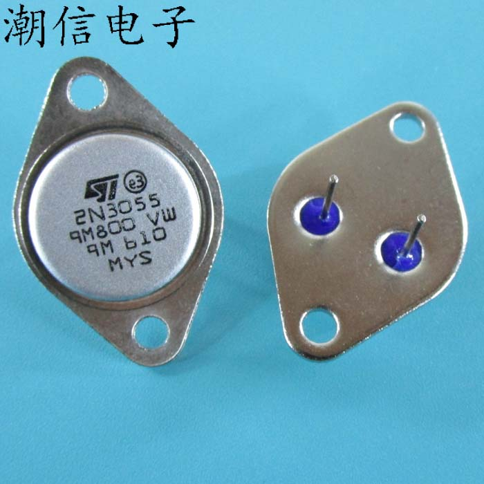 Триод высокой мощности 10cps 2 n3055 15 a 100 в, 115 Вт