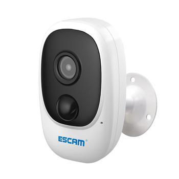 Escam G08 2MP 1080P Zonne-energie Ip Camera Outdoor Water-Proof Batterij Wifi Camera