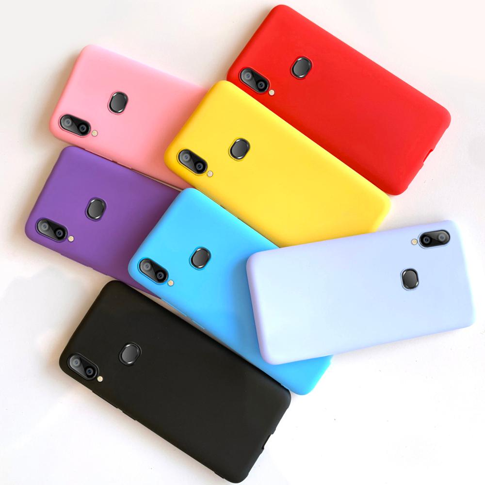 For Capas Samsung Galaxy A10s 2019 Case Cover Soft Silicone Back Phone Cover Case For Funda Samsung A 10s <font><b>A107F</b></font> A107 A10s Casing image