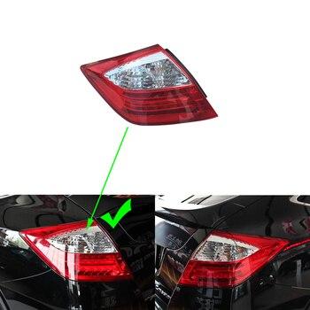 Tail Light For Honda Crosstour 2014 2015 2016 Car Rear Tail Lamp Turning Signal Brake Lamp Warning Bumper Light