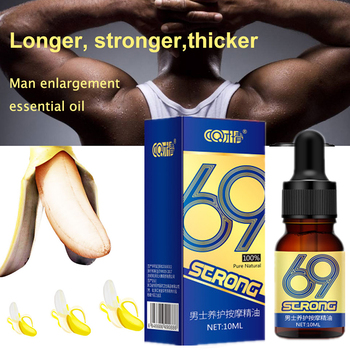 Penis Thickening Growth Man Massage Oil Cock Erection Enhance Men Health Care Penile Growth Bigger Enlarger Essential Oil 1