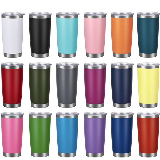 20oz Tumbler with MagSlider 2