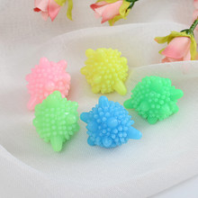 10Pcs/5 pcs/lot Magic Laundry Ball For Household Cleaning Washing Machine Clothes Softener Starfish Shape Solid Cleaning Balls