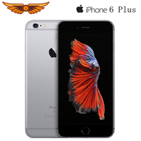 Original Unlocked Apple iPhone 6 Plus 5.5 Inches Dual Core 1GB RAM 16/64/128GB ROM IPS 8MP Camera LTE IOS Used Cellphone 1