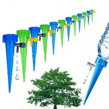 12PCS Automatic Dripper Watering Devices With Switch Control Valve Adjustable Water Flow Seepage Device Drip Device