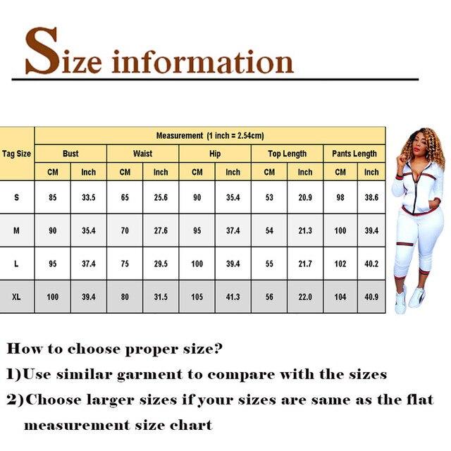 2020 Autumn Women's Sportswear 2pcs Women's Hooded Long Sleeve Zip Crop Tops Long Pants Trousers Loose Casual Clothes Set 5
