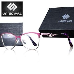 Image 2 - Progressive Prescription Eyeglasses Women Cat Eye Optical Myopia Reading Glasses Photochromic Blue Light Blocking Eyewear Retro