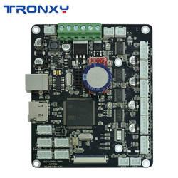 Tronxy X5SA drukarka 3D płyta główna ulepszona cicha płyta główna części drukarki 3D płyta kontrolera impresora 3d część płyty głównej w Części i akcesoria do drukarek 3D od Komputer i biuro na