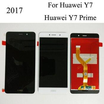 Para Huawei Y7/Y7 primer 2017 Nova Lite + TRT-TL00 TRT-LX1 TRT-L21X TRT-LX3 pantalla LCD de montaje de digitalizador con pantalla táctil