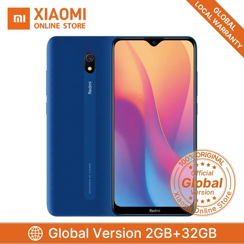Global Version Xiaomi Redmi 8A 8 A 2GB 32GB Smartphone 6.22