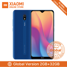 Global Version Xiaomi Redmi 8A 8 A 2GB 32GB Smartphone 6.22