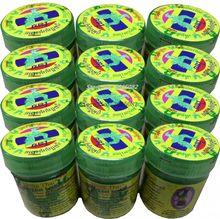 10/12 pces x 20g/garrafa hong thai inalador erval tradicional tailandês do inalador, essências refrescantes carsick do fluxo do nariz