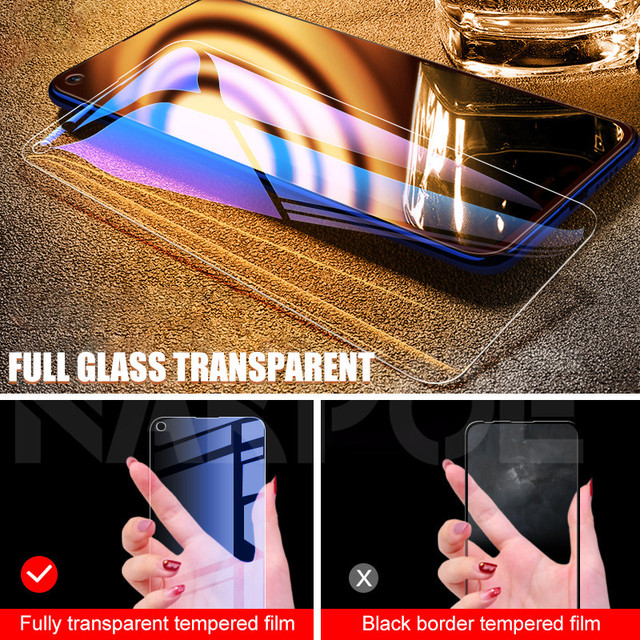 9H Protective Glass For Huawei Honor 20 10 9 8 Lite Tempered Screen Protector Glass Honor 30 30S V30 V20 V10 V9 Play Glass Film 6