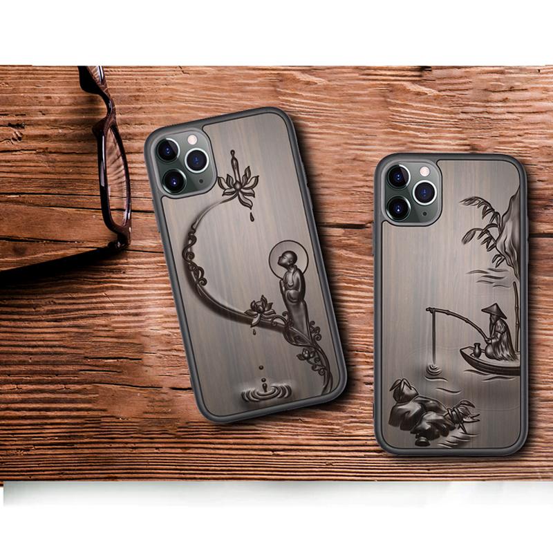 iPhone 12 Mini Wooden case