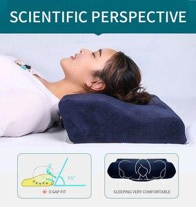 Image 5 - Profesyonel yastık kirpik uzatma salonu greft kirpik uzatma yastık bellek flanel yastık