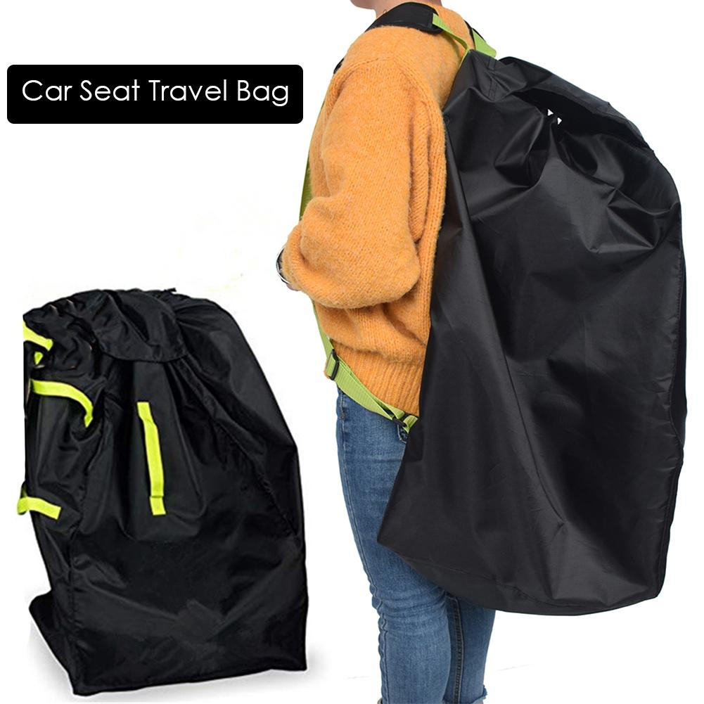 Car Safety Seat Travel Bag Baby Stroller Wheelchair Pouch Bag General Size Travel Bag