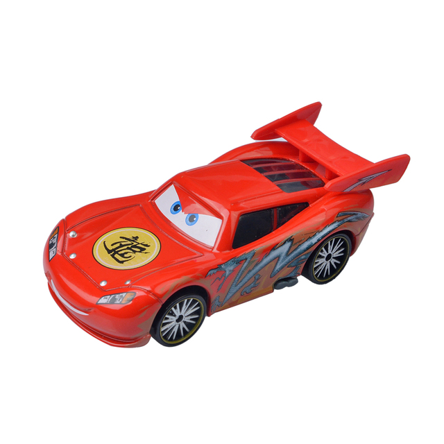 Brand New Disney Pixar Cars 3 Chick Hicks Mater Tractor 1:55 Cast Metal Alloy Toy Car Model Toys For Children's Birthday Gift 2