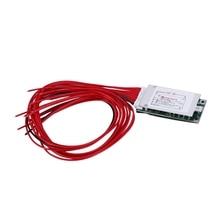 13S 48V 15A литий-ионный Lipolymer батарея Защитная плата BMS печатная плата с радиатором для электровелосипеда EScooter