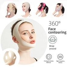 Belt Beauty Shaper Strap Face-Lift-Mask Face-Care-Tools Chin Slimming-Bandage Thin-Lift