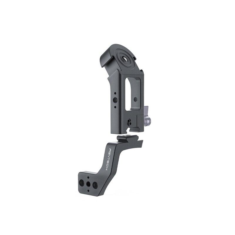 In Stock PGYTECH Ronin S SC Handgrip Mount PLUS for DJI Ronin sc Handheld Gimbal Aluminum Alloy DSLR 2