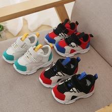 Mesh Casual Children Sneakers Boy Girl Toddler Baby autumn winter Platform Breat