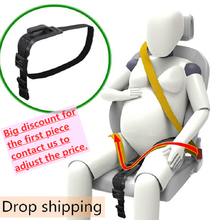 Pregnant Women Car Seat Belt Adjuster Expectant Mother Comfort Belly Safety Belts Maternity Moms Driving Protect Baby