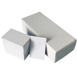 200 sztuk błyszczący drukarek atramentowych PVC do druku biała karta dla Epson R280 R290 R330 R390 A50 P50 L800 L801 Canon IP4600 4700 w Części i akcesoria do drukarek 3D od Komputer i biuro na