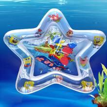 Креативный детский надувной коврик для воды игровой малышей