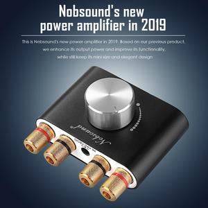 Image 2 - Douk audio Hi Fi Bluetooth 5.0 Digital Amplifier Stereo 2.0 Ch Mini TPA3116 High power Amp Wireless Audio Receiver DC12V