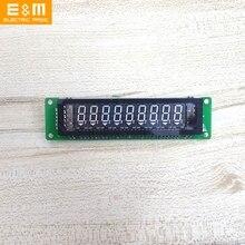 9 bit código de segmento vfd número digital painel tela scm display fluorescente a vácuo porta serial gráfico módulo lcd