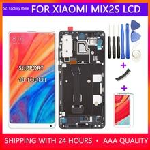 5.99 Inch Scherm Vervanging Voor Xiao mi mi mi x 2s lcd display & TOUCH Screen digitizer Frame Assembly set Voor mi mi x2s