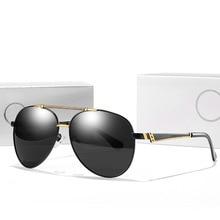 Polarized Sunglasses Men Mercede Brand Designer Pilot Sports Driving Fishing Glasses UV400 gafas sol hombre 8825
