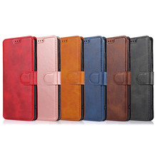 Flip Leather Wallet Case For Samsung Galaxy Phone Cover