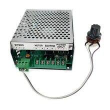 110V-220V WK622 6A Скорость регулятор PWM для двигателя постоянного тока Управление поставки подходит для DC мотор шпинделя вход Скорость Управление;