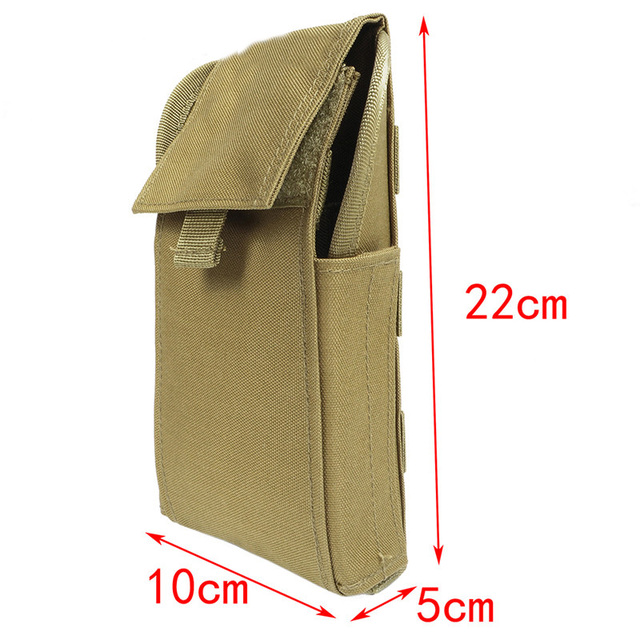 Tactical 25 Round Ammo Shell Pouch 12 Gauge Molle Waist Bag Shooting Gun Bullet Holder Rifle Cartridge Hunting Accessories 3