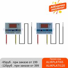 W3001 cyfrowy regulator temperatury termostat mikrokomputerowy przełącznik termometr nowy termoregulator 12 24 220V tanie tanio lefavor CN (pochodzenie) 49 ° C i Pod DIGITAL Przemysłowe Ładowarka Do położenia i na ścianę 1 9 Cali i Pod 12V 24V 220V