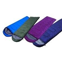 Sleeping Bag Warm Lightweight Envelope for Indoor Outdoor Camping