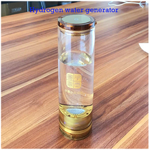 Generator Hydrogen H2 SPE 500ml hydrogen peroxide SPE Intelligent H2 Rich Water cup USB Built-in acid water cavity touch switch hydrogen peroxide detection colorimetric tube 0 02 5 hydrogen peroxide disinfection residue