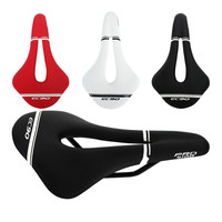 EC90 Bicycle Saddle Front Seat PU Breathable Soft Seat Cushion Mtb Road Mountain Bike Saddles