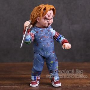 Image 3 - NECA ילד של לשחק טוב חבר ה צ אקי PVC פעולה איור אסיפה דגם צעצוע
