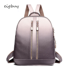 Teen Backpack Transparent Backpack Famous Brand Classic Lock Pu Zipper Black Fashion School Bags For Teenagers Mochilas Bookbag women women s backpack famous brand classic pu zipper solid pink preppy style school bags for teenagers mochilas schoolbag