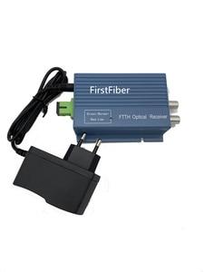 Image 4 - Aluminium CATV FTTH AGC Micro SC APC Simplex Connector with 2 Output Port  for PON  Fiber Optical Receiver